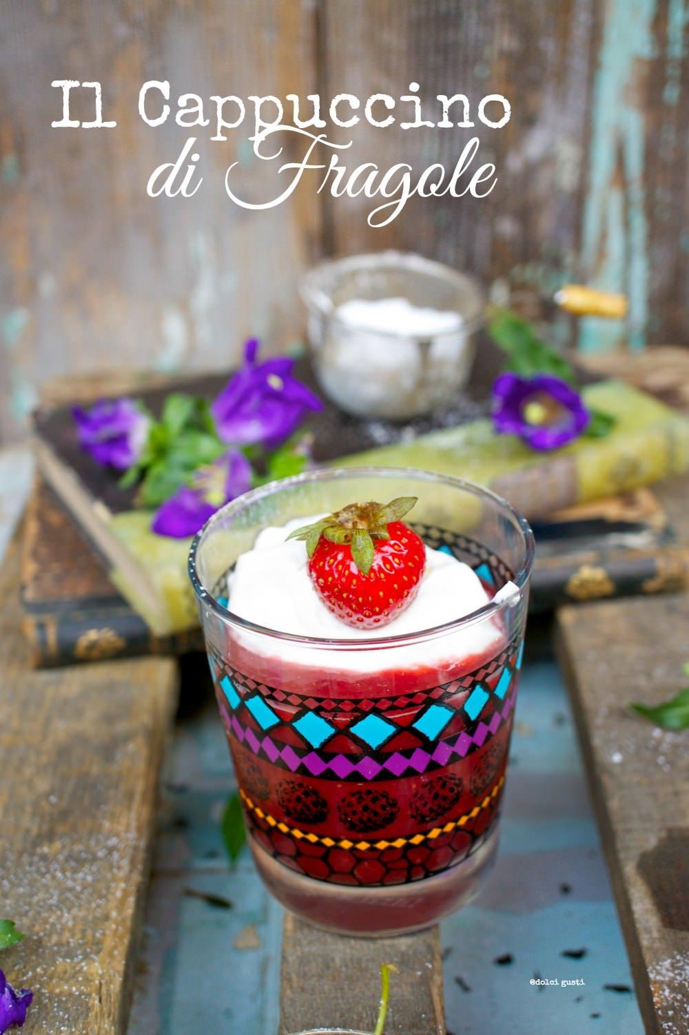 cappuccino di fragole 1