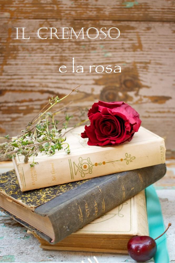 cremoso orizz e la rosa