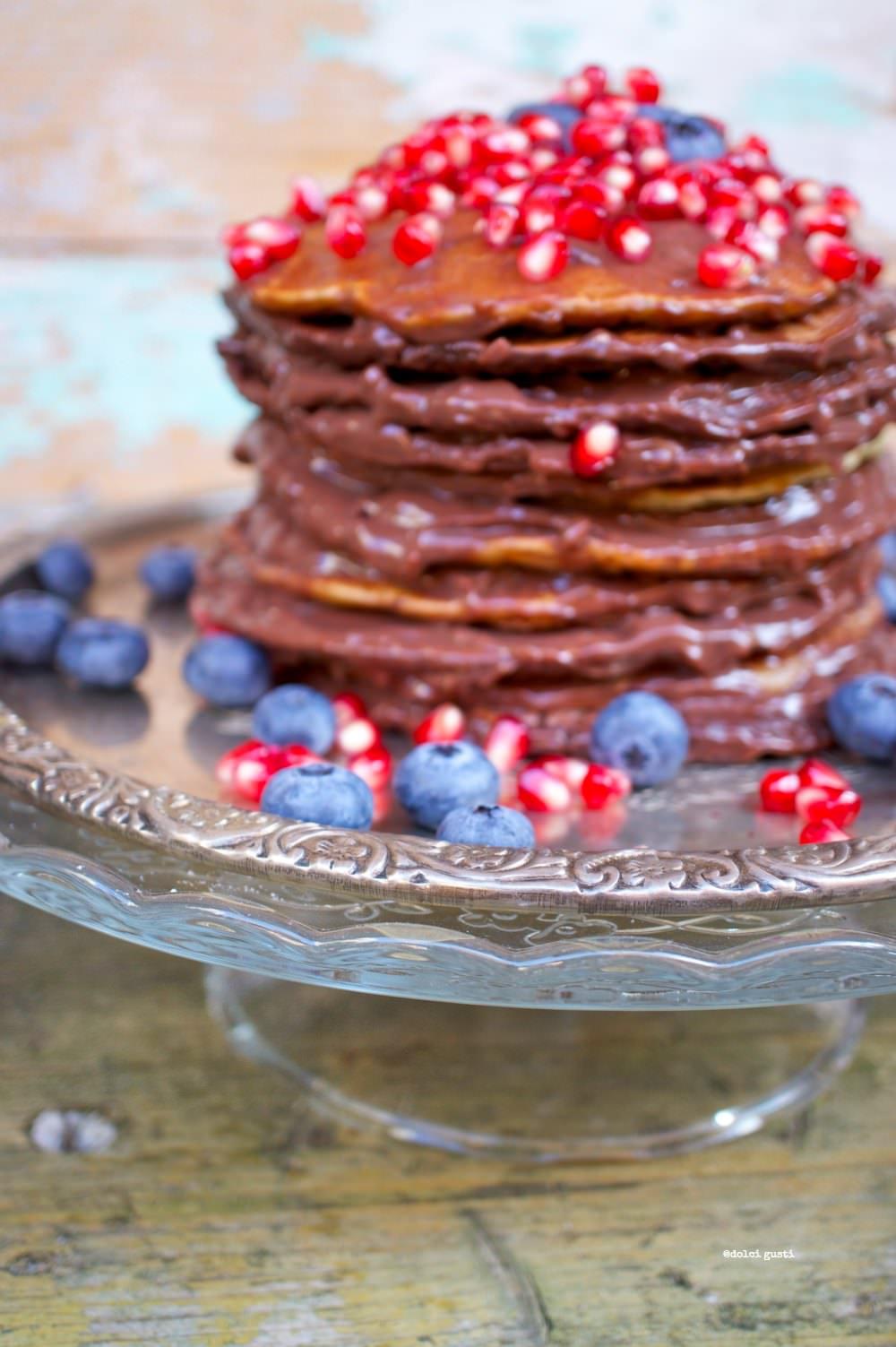 pancake cake 1